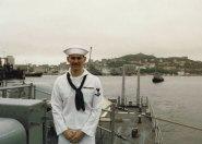 USS Fife Vladivostok Russia