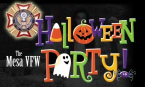 Halloween Party @ Post Canteen | Mesa | Arizona | United States