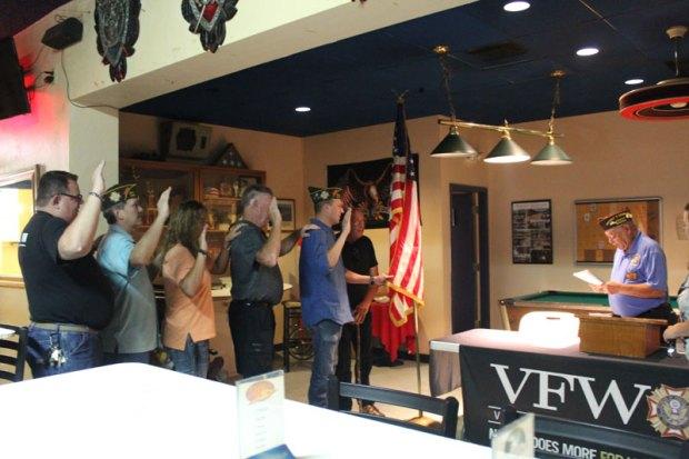 VFW Installation