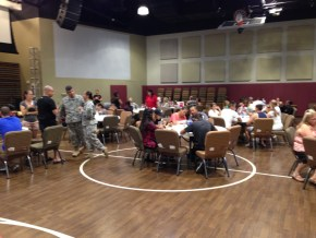 National Guard Troop Event