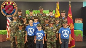 East Valley Young Marines