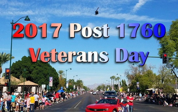 2017 Veterans Day