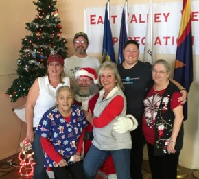 2017 VFW Auxiliary Post 1760 Children's Christmas Party