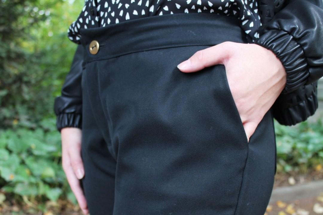 Port trousers Pauline Alice