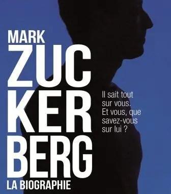Mark Zuckerberg par Daniel Ichbiah