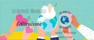 Journée Mondiale de l'Altruisme