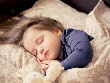 dormir pour un bébé