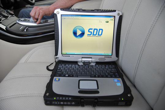 Jaguar / Land Rover SDD - Mechanical Engineering Services
