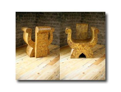 Wahoo armchair