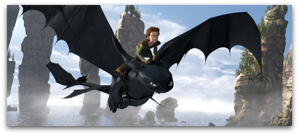 Dragons-dreamworks