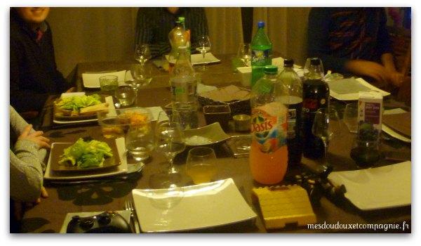 F te archives mes doudoux et compagnie blog d 39 une lilloise for Repas unique entre amis