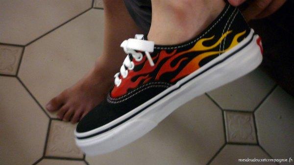 baskets-vans-flammes