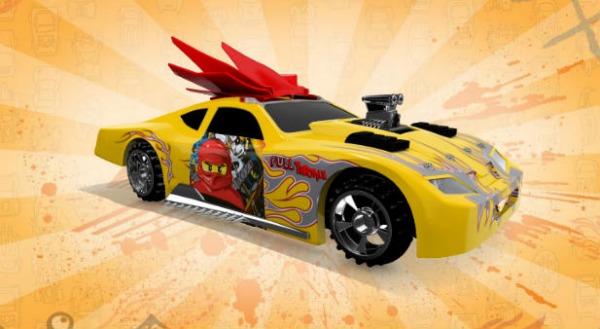 voiture-ninjago