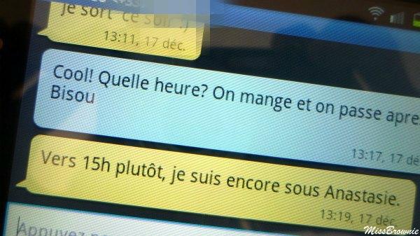 conversation-SMS