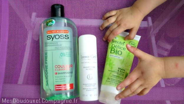 shampoing sans silicone