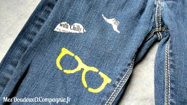 CUSTO JEAN DENIM