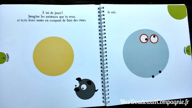GOMMETTES CAHIER