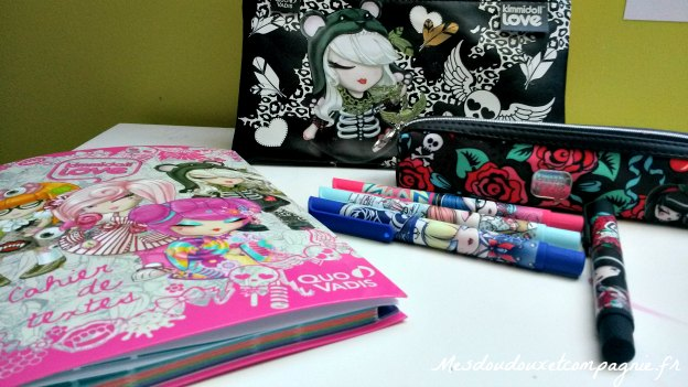 trousse-agenda-stylo-kimidoll-love
