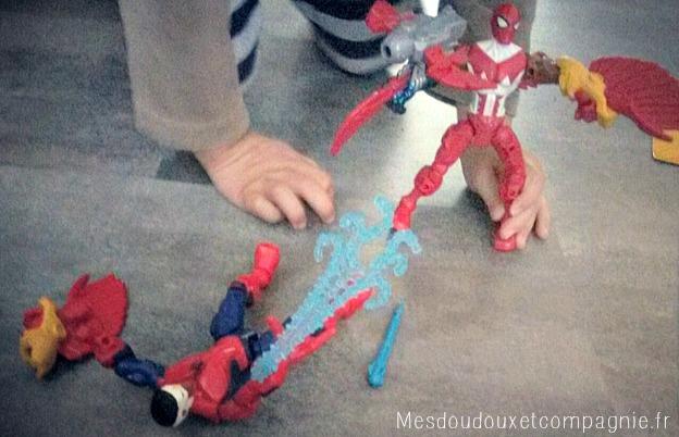 fusion super heros MASHERS hasbro