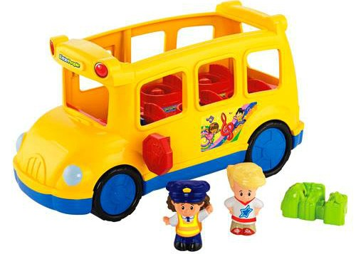 bus scolaire little people