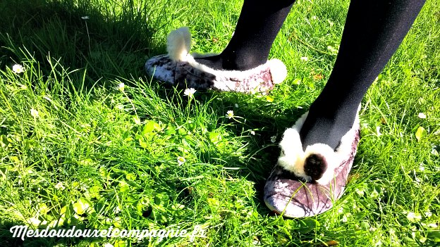 CHAUSSONS LAPINS DOUX