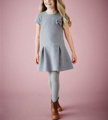 robe matelassée vertbaudet