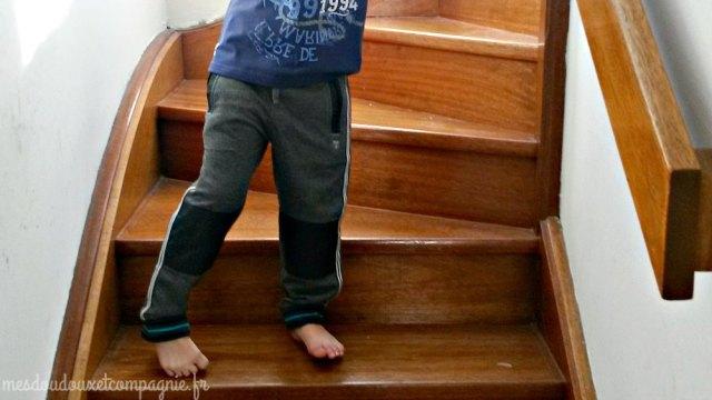 pantalon garçon terre de marins