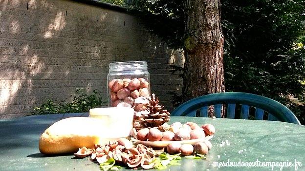 garde-manger écureuil