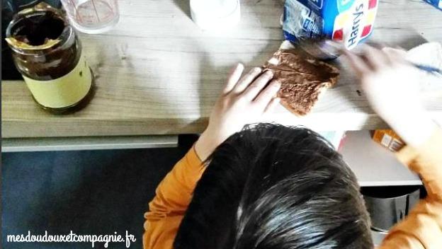 tartine pâte tartiner