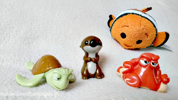figurines finding dory