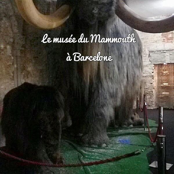Sortie insolite en famille à Barcelone : le musée du Mammouth