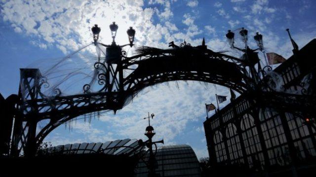 rue de paris parc asterix