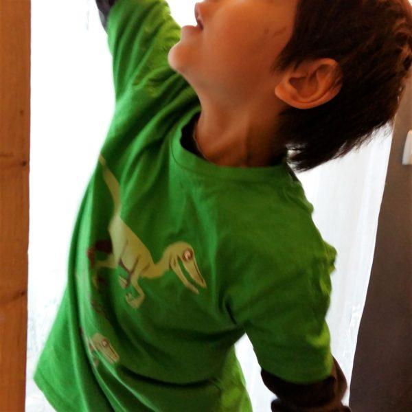 3 façons de porter le Tee-Shirt en Automne