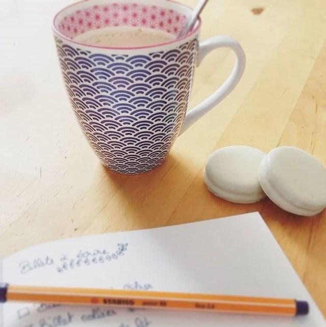 pause cappuccino oreo semaine 3 2019