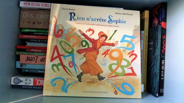 album jeunesse droit des femmes sophie maths