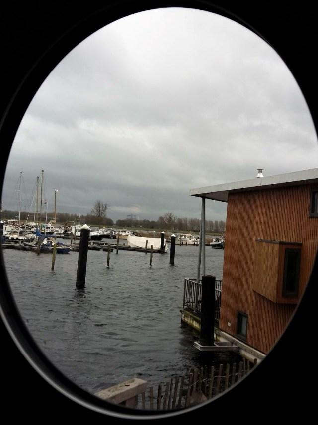 boat house center parcs de eemhof