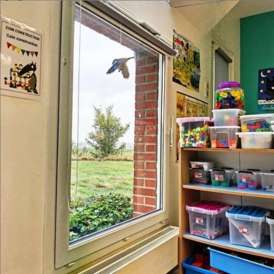 salle de classe maternelle reconversion professeur regrets