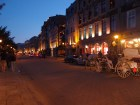 Night Street, Montreal