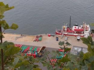 Ship, Quebec City