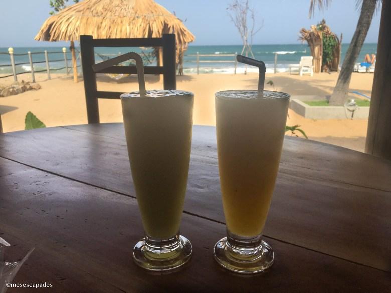 Où déjeuner en bord de mer à Arugam Bay ?