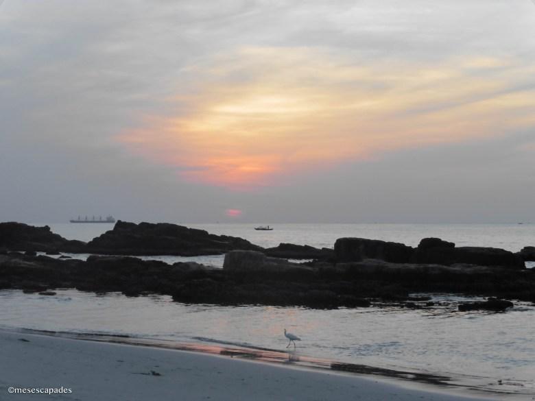 Les plus beaux levers de soleil de Trincomalee