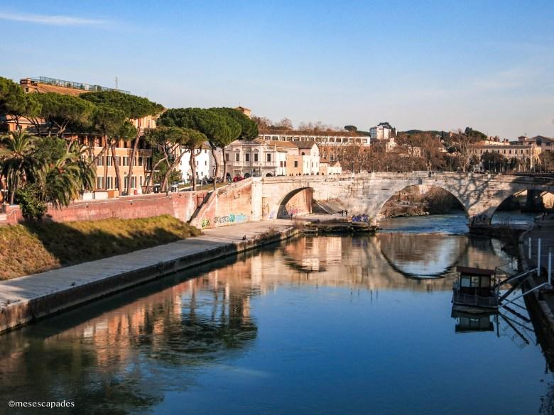 Quelles balades faire dans Rome ?