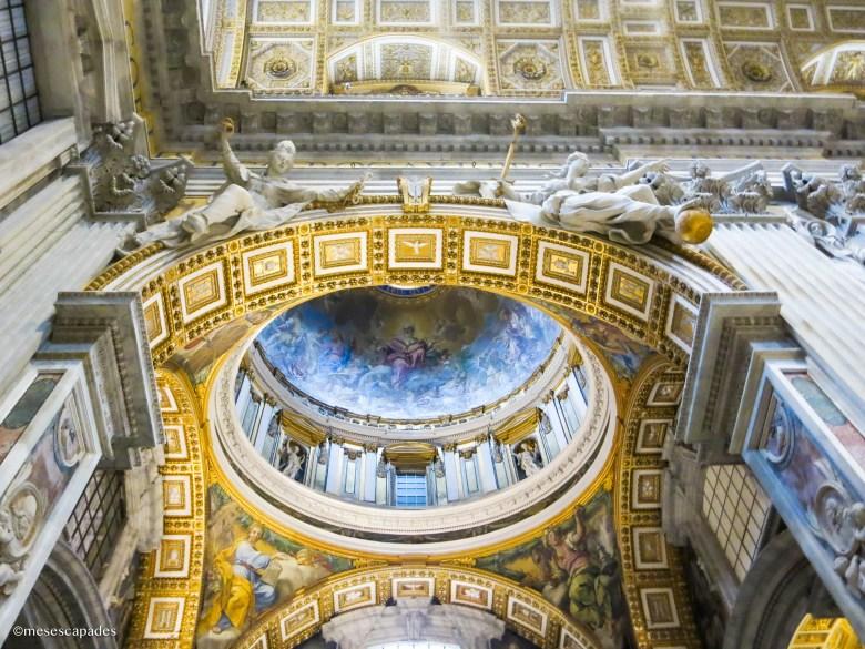 La Basilique St Pierre à visiter