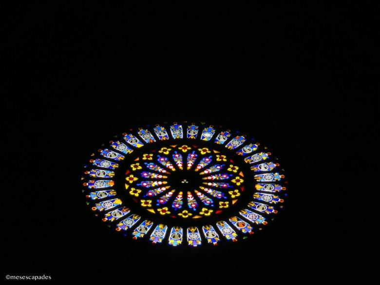 Les jolis vitraux de Côme