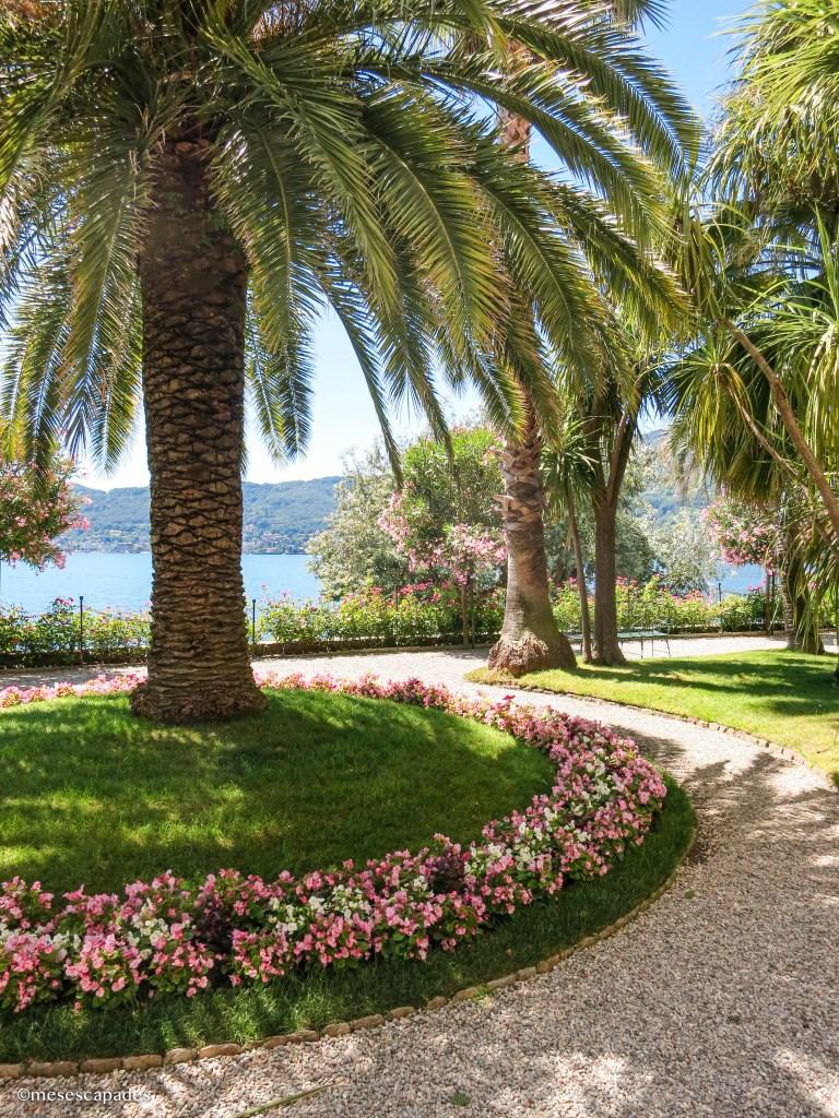 Les jardins fleuris de l'Isola Madre