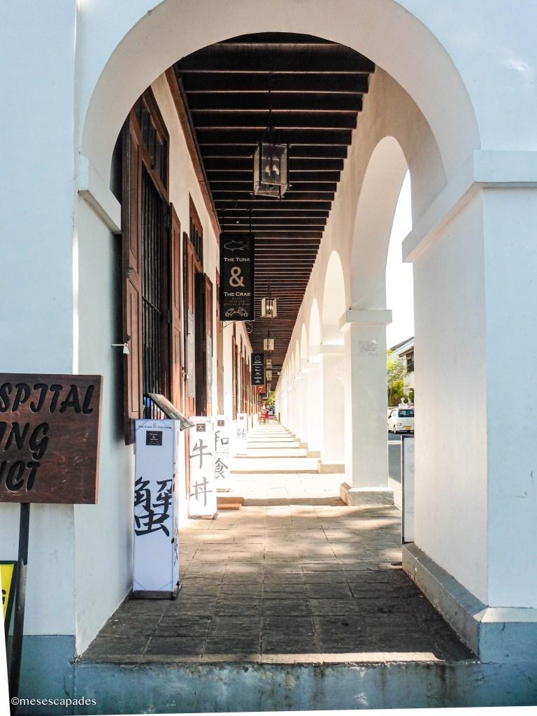 Galle, une ville coloniale du Sri Lanka