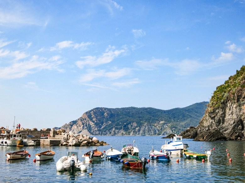 Vernazza, l'un des plus jolis villages des Cinque Terre