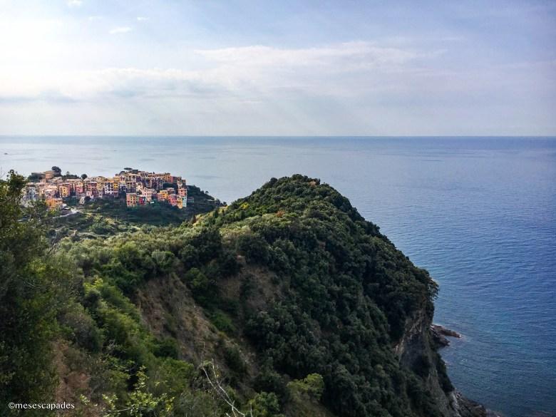 Corniglia, le village des Cinque Terre perché dans les hauteurs