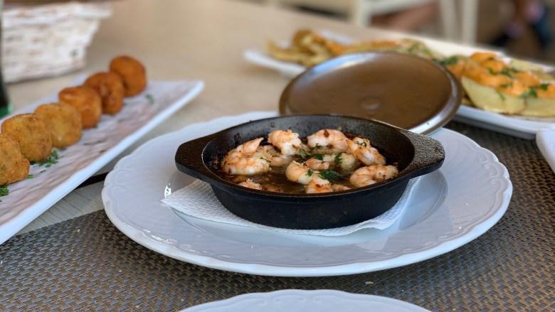 Il Bollullo Beach Restaurante