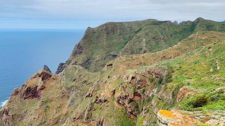 Randonnées à Tenerife : excursion au village de Chimanada dans l'Anaga